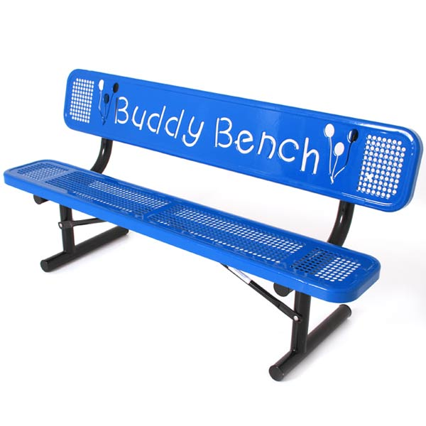 Buddy Bench Bloomingdale Avenue School